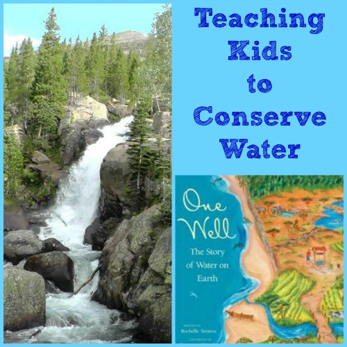 Conserve Water Kids at Home- Kid World CItizen