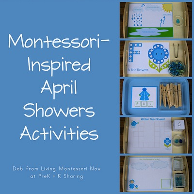 Montessori Learning about water activities for kids- Kid World Citizen