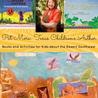 Bilingual Books by Texas Author, Pat Mora