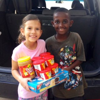 Service Project for Kids: Working to Eradicate Childhood Hunger