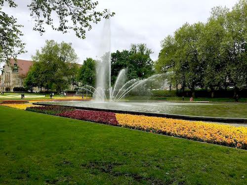 Fountain Poland for Kids- Kid World Citizen
