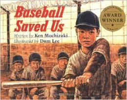 Baseball Saved Us Japanese Book- Kid World Citizen