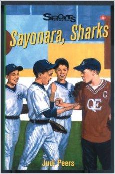 Sayonara Sharks Japanese Baseball Book- Kid World Citizen