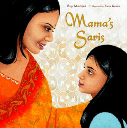 Mama's Saris Kid World Citizen