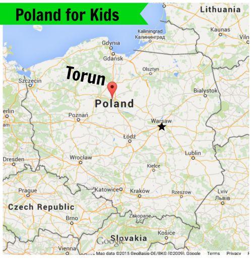 Torun Poland for Kids- Kid World Citizen