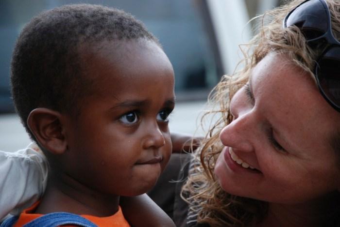 Ricky in Ethiopia- Kid World Citizen