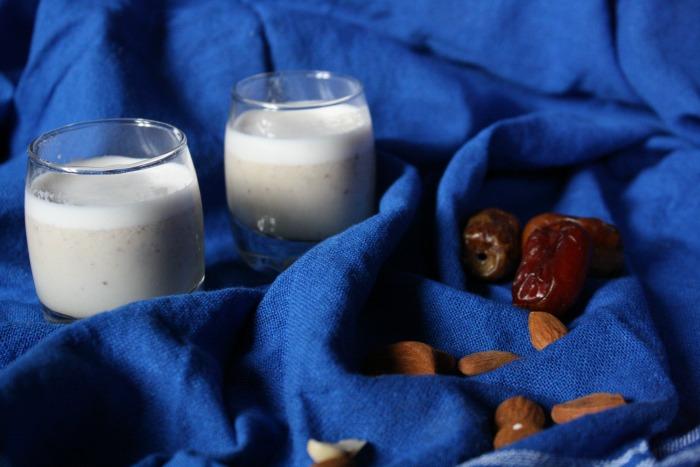 Moroccan Almond Date Milk- Kid World Citizen