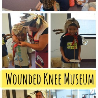 Visiting the Wounded Knee Museum with Kids