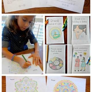 Story of Diwali Packet for Kids Classes- Kid World Citizen