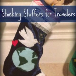 Stocking Stuffers for Travelers- Kid World Citizen