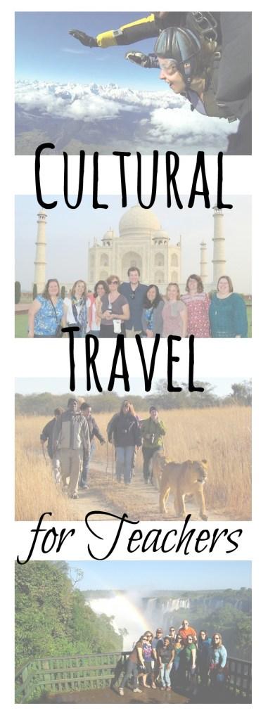 Cultural Travel for Teachers GEEO- Kid World Citizen