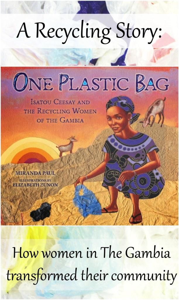 One Plastic Bag Book Craft- Kid World Citizen