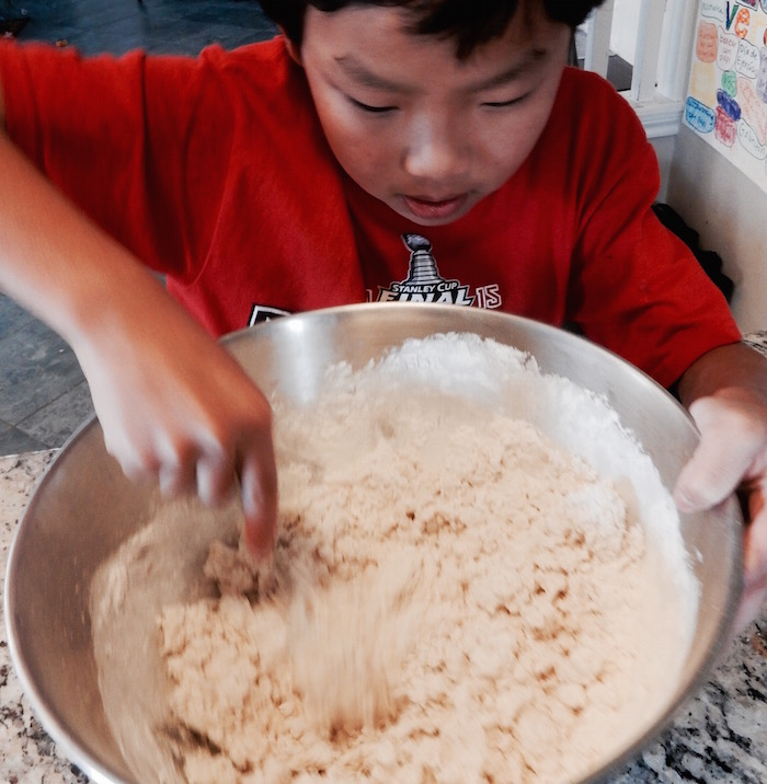Chinese Dumplings Wrapping- Kid World Citizen