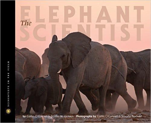 Elephant Scientist Women Scientists- Kid World Citizen