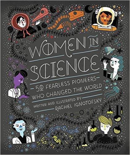 Women Scientists 50 Pioneers- Kid World Citizen