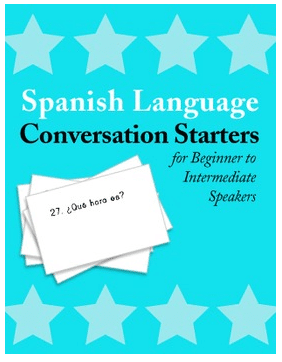 Spanish Conversation Practice Kids- Kid World Citizen