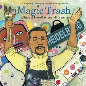 Trash Artist Black History Biographies- Kid World Citizen
