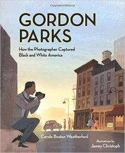 Gordon Parks Black History Biographies- Kid World Citizen