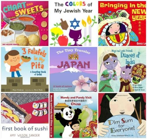 Board Books Asia- Kid World Citizen
