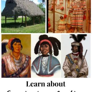 Seminole Indians- Kid World Citizen