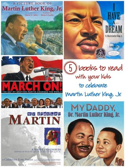 MLK books- Kid World Citizen