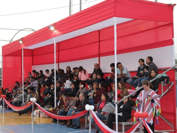 Peru Fiestas Patrias stands- Kid World Citizen