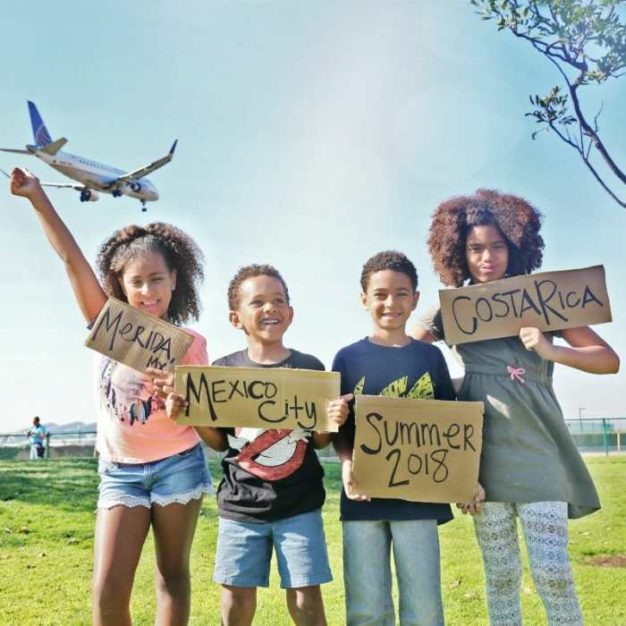 Cultural Immersion Kids- Kid World Citizen