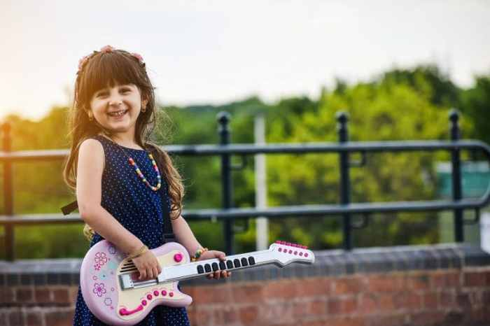 Importance of Music for kids- Kid World Citizen