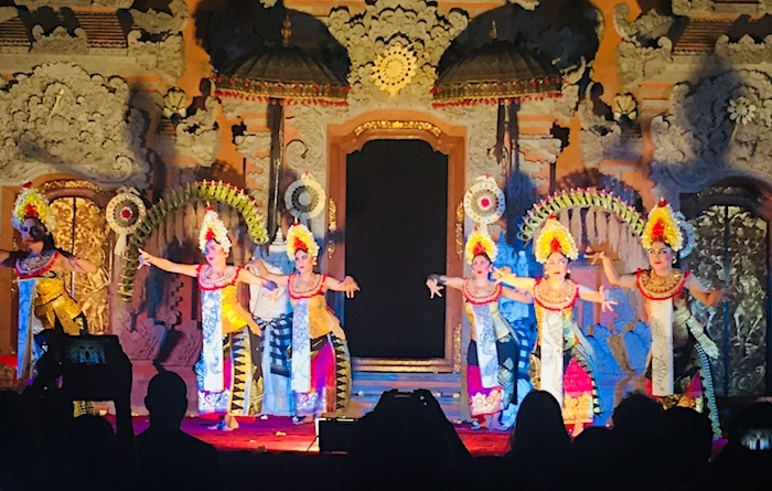 Travel Bali with Kids Dancing- Kid World Citizen