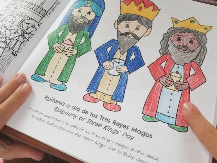 Reyes Magos Puerto Rico- Kid World Citizen