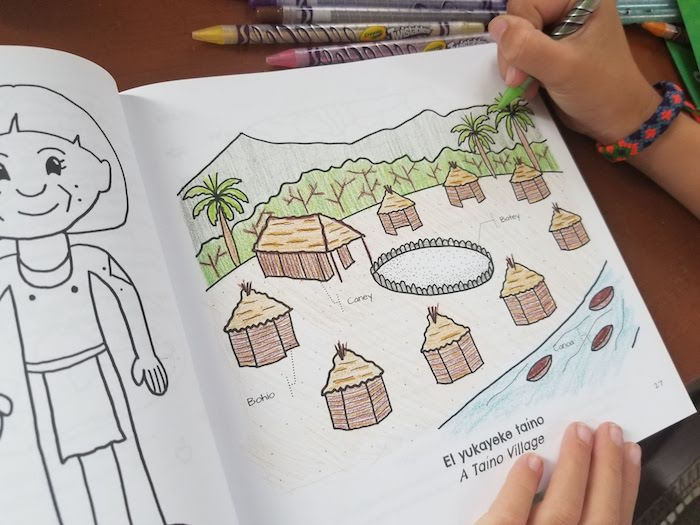 Taino Village Learn about Puerto Rico- Kid World Citizen