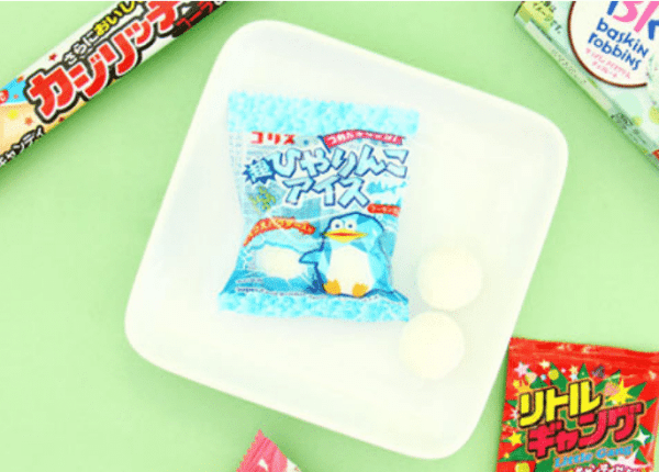 Ice Gum Japanese Candy- Kid World Citizen