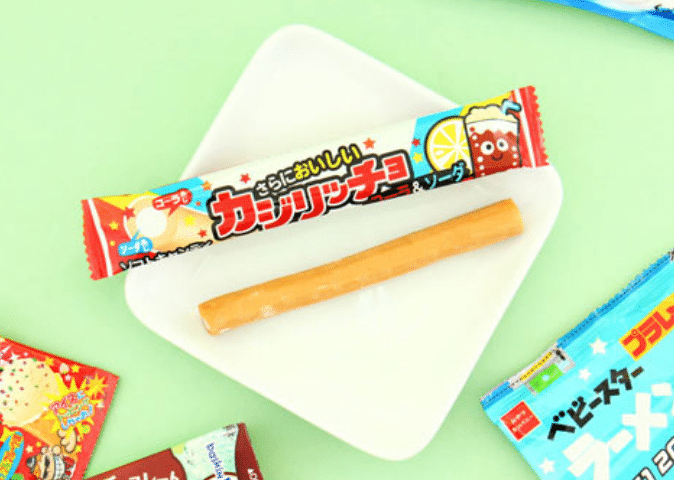 Soft Japanese Candies- Kid World Citizen