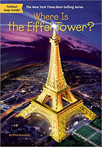 Where is the Eiffel Tower? Book- Kid World Citizen