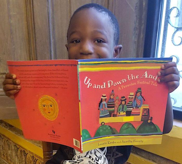 Learn about Peru Books- Kid World Citizen