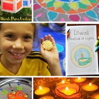 How to Celebrate Diwali with Kids
