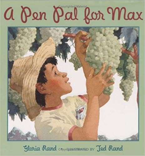 Pen-Pal For Max Book- Kid World Citizen