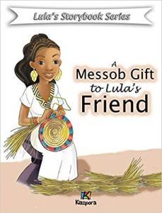 Book from Eritrea Africa for Kids- Kid World Citizen