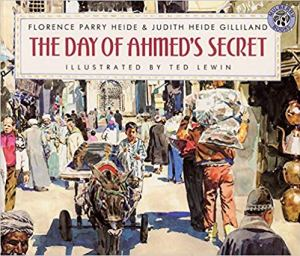 Day of Ahmed's Secret- Kid World Citizen