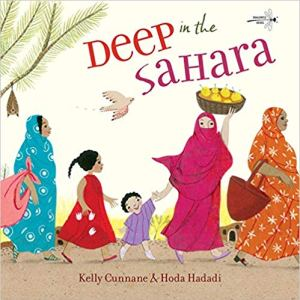 Deep in the Sahara Africa Books- Kid World Citizen
