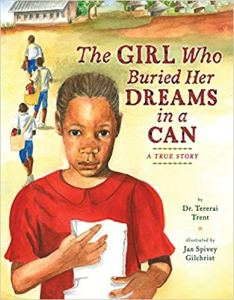 Girl Buried Dreams in a Can- Kid World Citizen