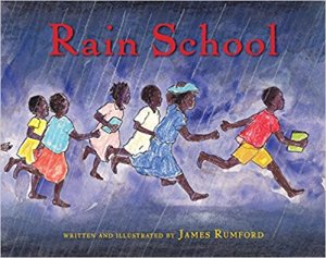 Rain School Kids Books About Africa- Kid World Citizen