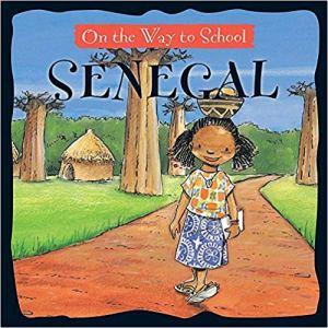 Senegal School Book Kids- Kid World Citizen