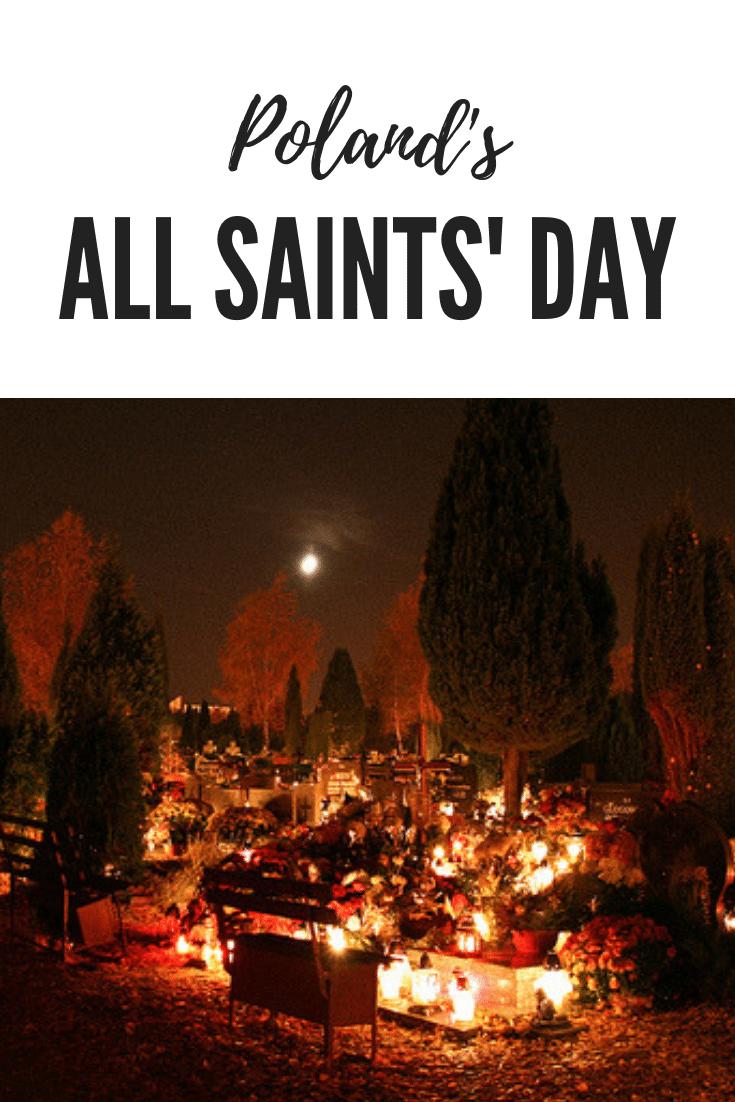 All Saints' Day in Poland- Kid World Citizen