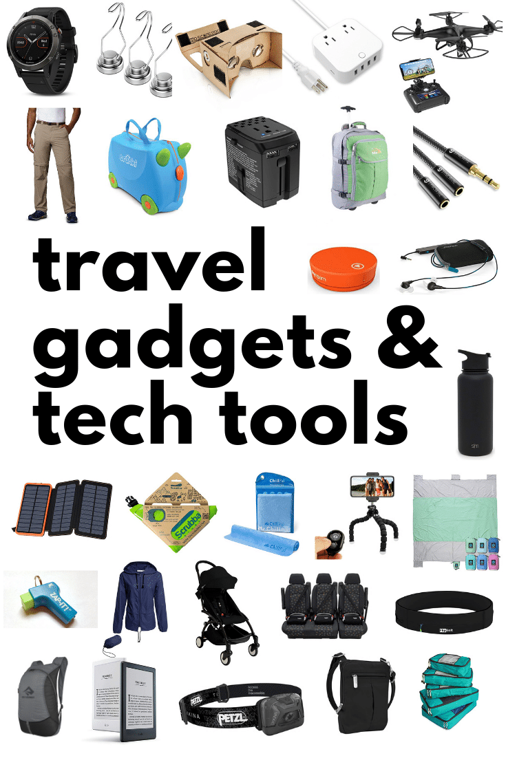 Cool Travel Gadgets for Family Travel