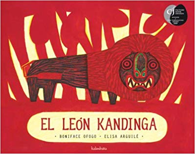El Leon Kadinga Africa Books for Kids- Kid World Citizen