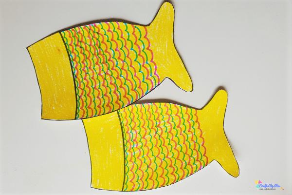 Japanese Fish Kite Craft Koinobori Kid World Citizen