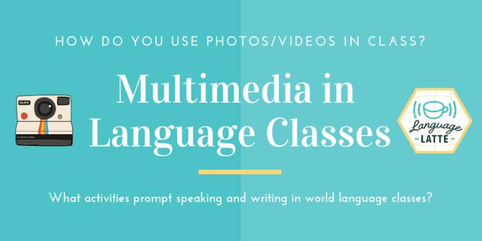 Multimedia in Language Classes