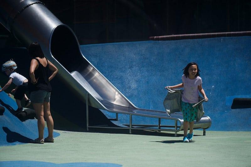 Yerba Buena Playground San Francisco with kids- Kid World Citizen