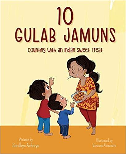 Gulab Jamuns Book Recipe- Kid World Citizen